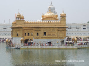 The Golden Temple-Amritsar