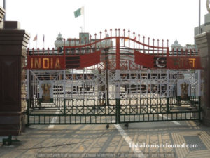 The Gates of India Border