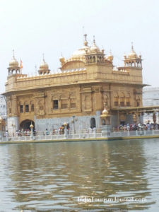 Sri Harmindar Sahib or the Golden temple - Amritsar