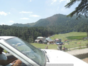 car parking khajjiar